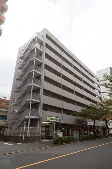 武蔵境マンションの外観