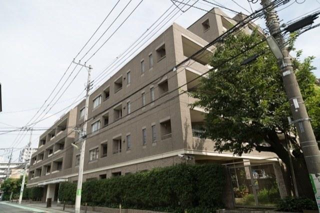 瀬田シティハウスの外観