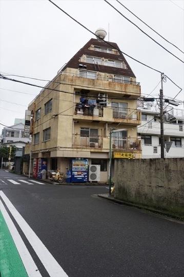 ドム横浜の外観