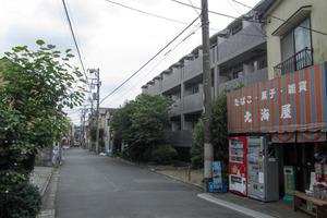 スカイコート新宿落合第6の外観