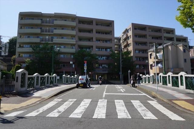 パークホームズ横浜弘明寺シーズンフォートの外観