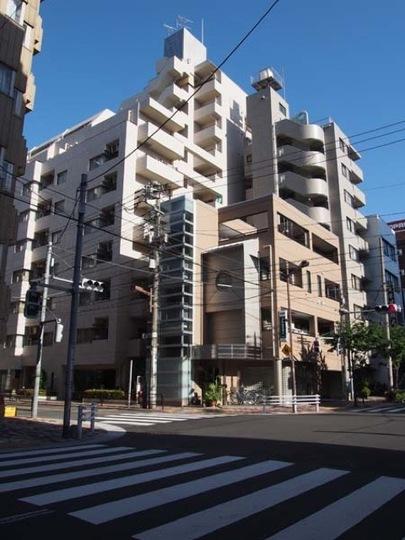 上野入谷シティハウスの外観