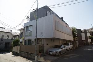 ツインハウス東高円寺の外観