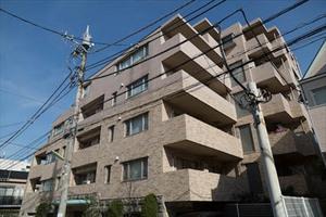 パルテメゾン世田谷桜丘