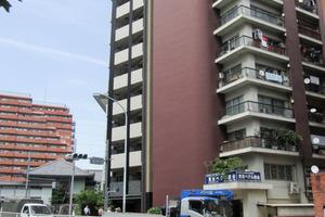 中島第1ビルの外観