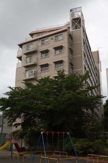 江古田ハイツ(小竹町)の外観