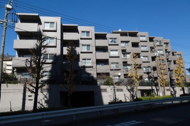 パークハイム等々力三丁目弐番館