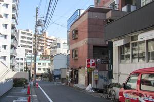 タカシマ桜丘マンションの外観