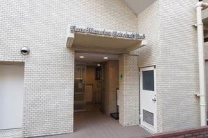 ライオンズマンション護国寺第5のエントランス