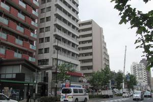 早稲田永谷マンションの外観