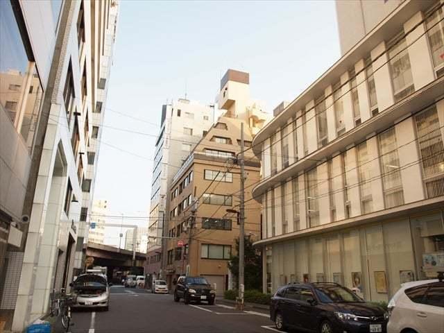 神田乗物町ビルの外観