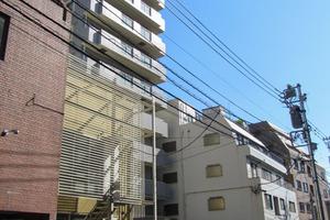 ビューネ渋谷桜丘の外観