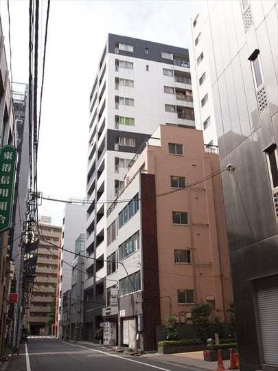リビオ東京コアプレイスの外観