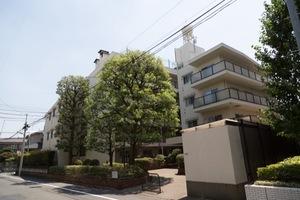 上野毛ビューハイツ(東棟・西棟)