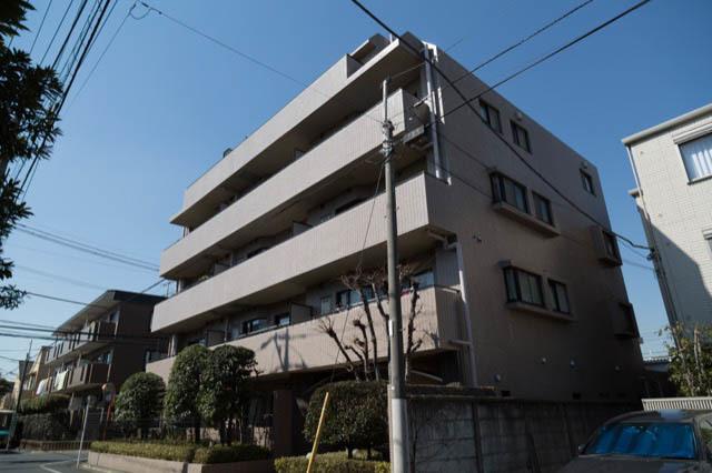 藤和シティコープ世田谷桜の外観
