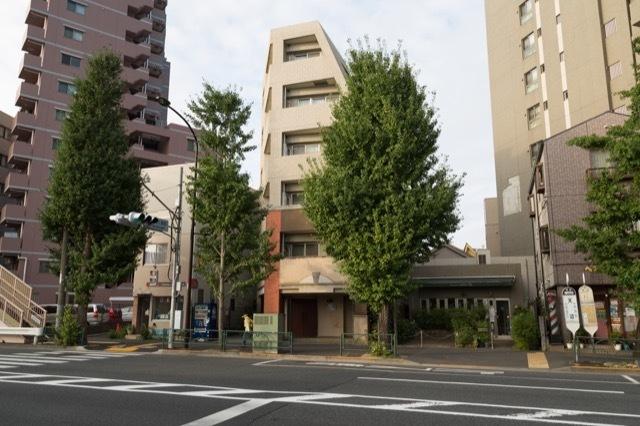 プレール荻窪弐番館の外観
