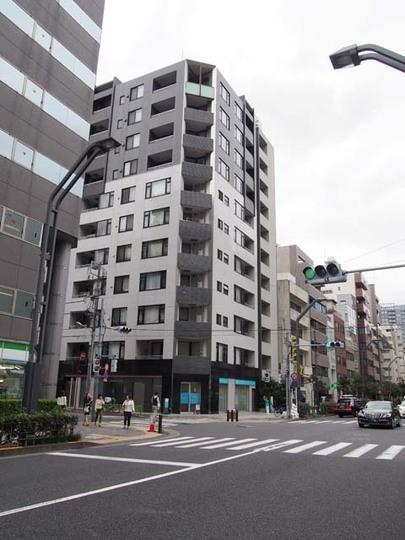 ウィルローズ東京ラルーナの外観