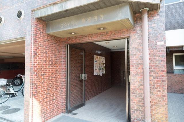 GSハイム東高円寺のエントランス