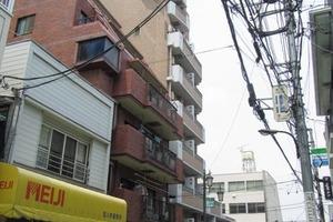 新宿サニーマンションの外観