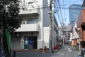 渋谷サニーヒルの外観