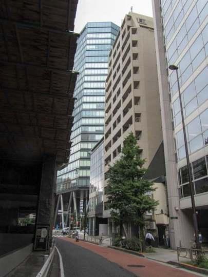 パレステュディオ渋谷ウエストの外観