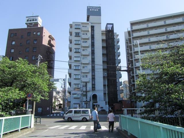 ライオンズマンション西早稲田の外観