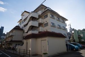 第2フォンタナ駒沢の外観