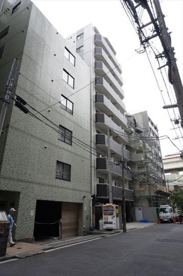 ドルチェ横浜関内の外観