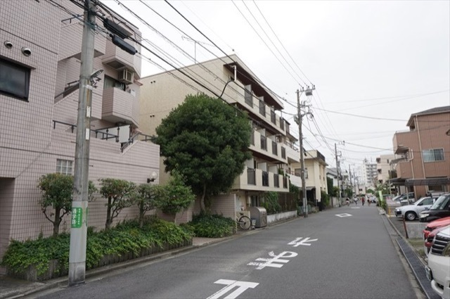 川崎京町センチュリー21の外観