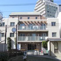 コムロンド千駄ヶ谷フラッツ