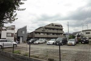 ライオンズマンション葛飾鎌倉の外観