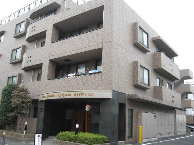 ライオンズマンション新宿柏木