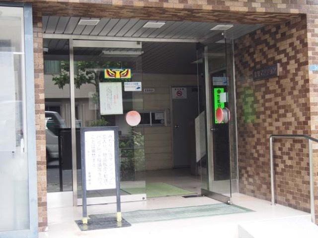 豊栄マンション(台東区)のエントランス