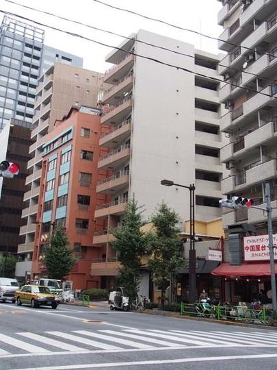 ドルチェ東京八重洲通りの外観