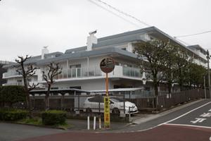 メイツ桜新町の外観