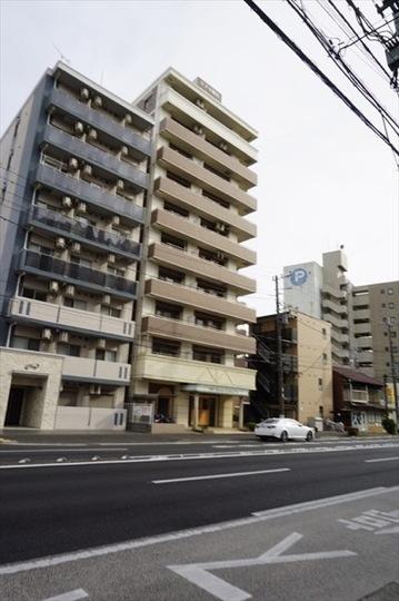 リブゼ横浜サザンピアリの外観