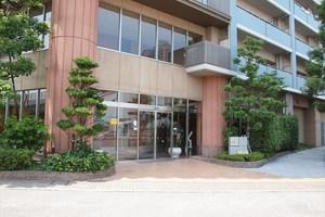 東京ベイリベロシティのエントランス