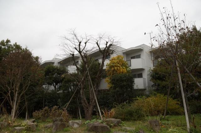 荻窪リッツハウスの外観