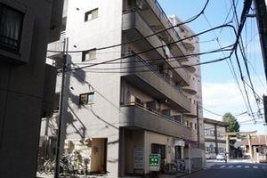センチュリー横浜鶴見の外観