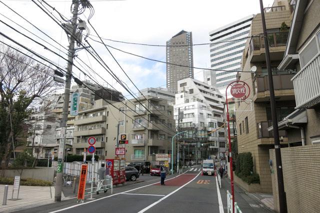 ロイヤルパレス渋谷の外観