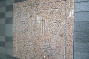 OLIO(オリオ)湯島の看板