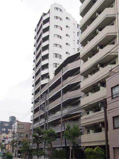 ライオンズシティ東京根岸