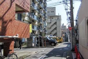 渋谷ローヤルコーポの外観