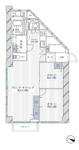 東武越谷サンライトマンションの間取り