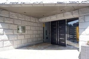 ガーラステージ大塚駅前のエントランス