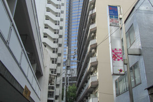 トーカン新宿第2キャステールの外観
