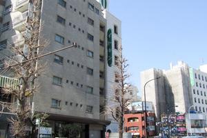 原宿タウンホームの外観