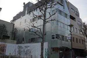 西早稲田ロータスビルの外観