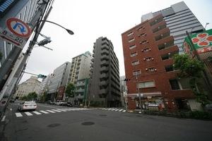 ルーブル五反田弐番館の外観