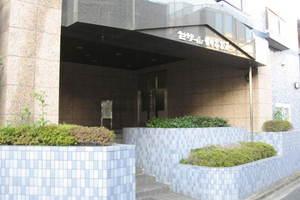 セザール世田谷松原のエントランス